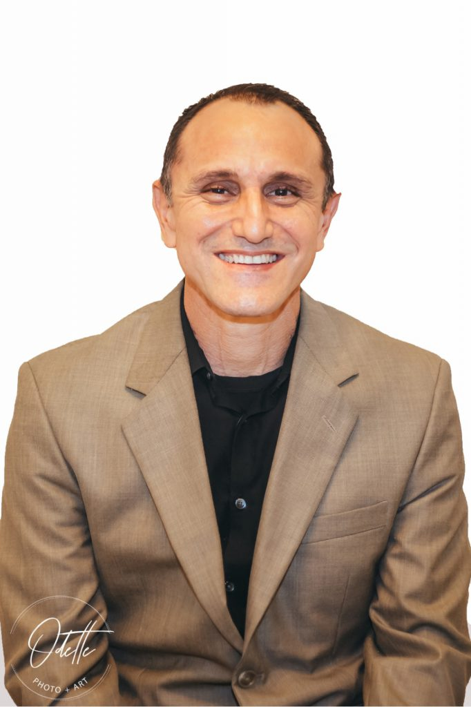 Utility avenue's team: Armando Milanés
