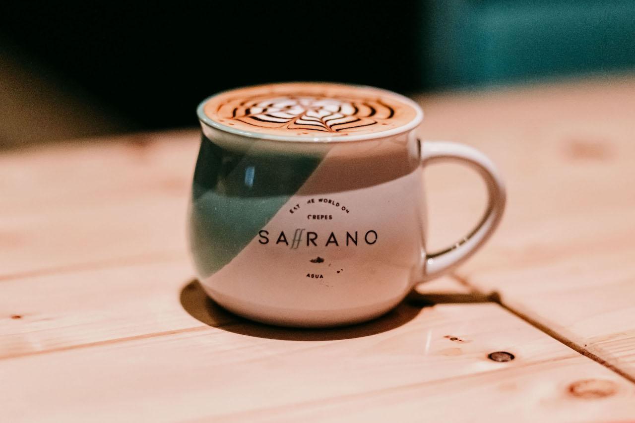 saffrano coffee